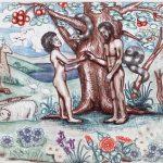 Kamerun-Karten Adam und Eva