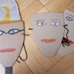 Familiengottesdienst Masken